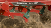 The Kverneland Turbo: cultivator for all seasons